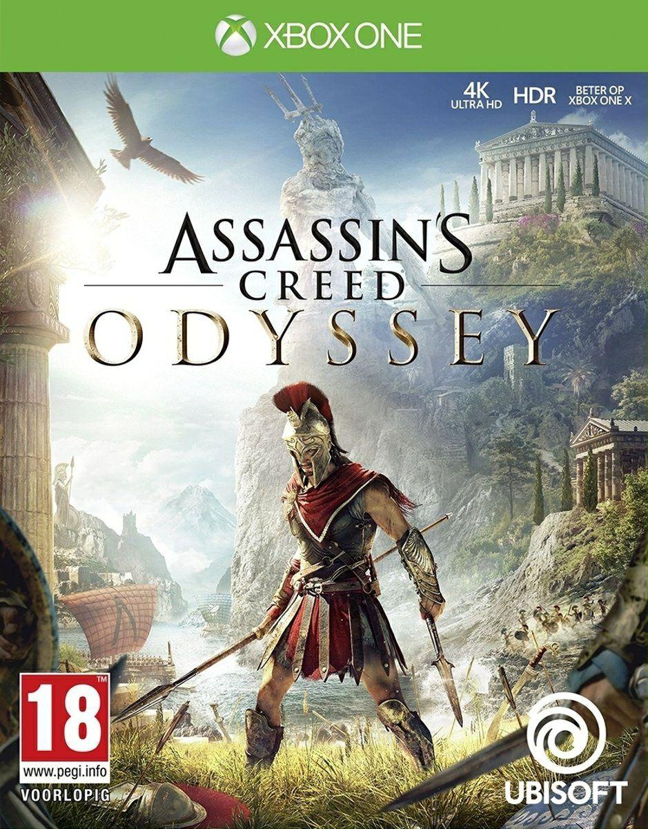 Assassin's Creed Odyssey sur Xbox One (retrait magasin uniquement)