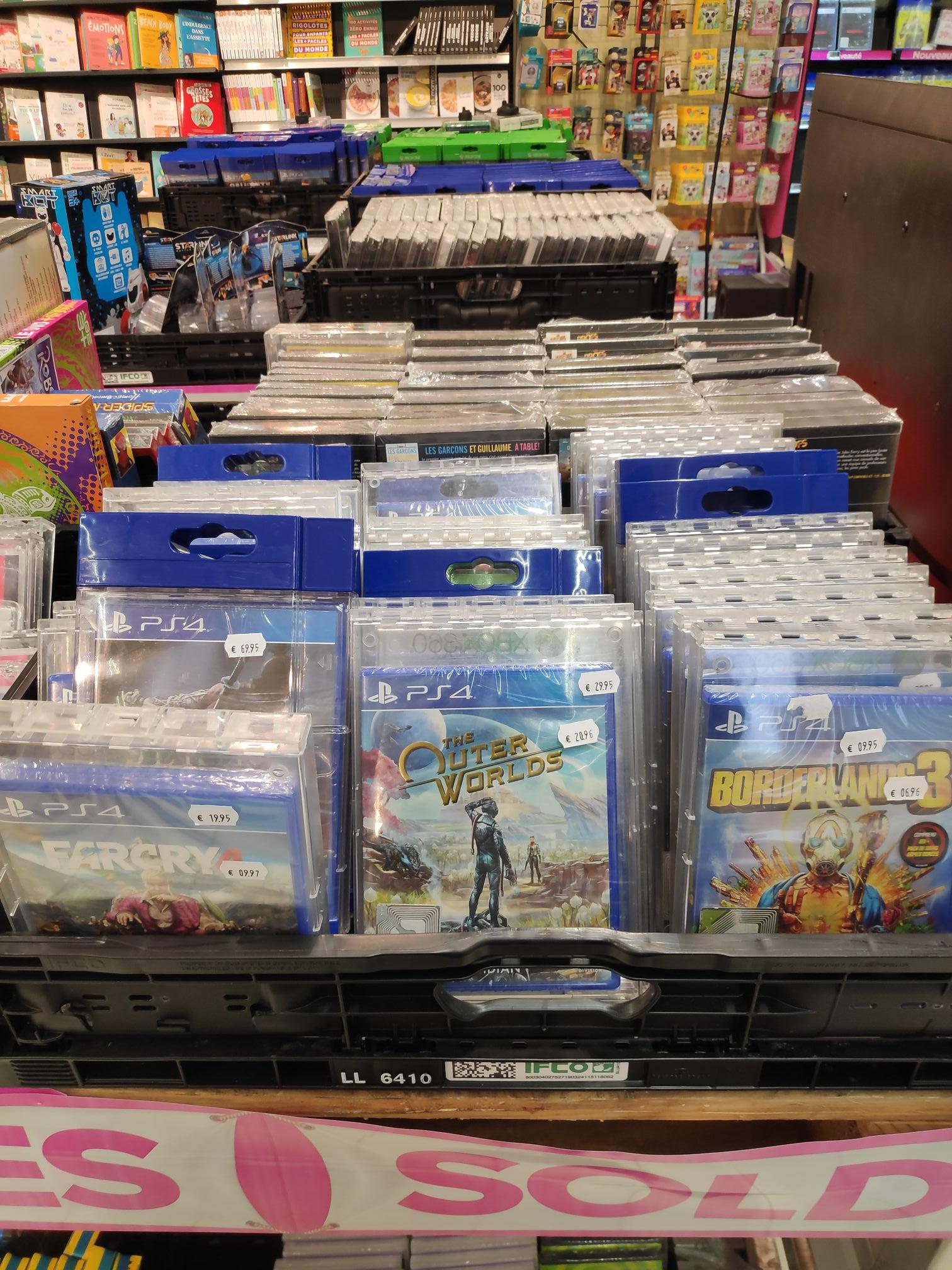 Sélection de jeux vidéo sur PS4 en promotion - Ex : Borderlands 3 - Beauvais (60)