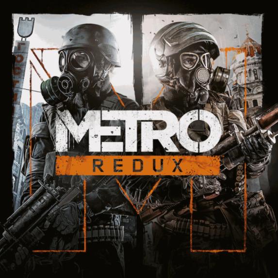 Metro Redux sur PS4 (Dématérialisé)