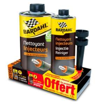 Nettoyant injecteurs Diesel Bardahl 1L + 500ML (mongrossisteauto.com)