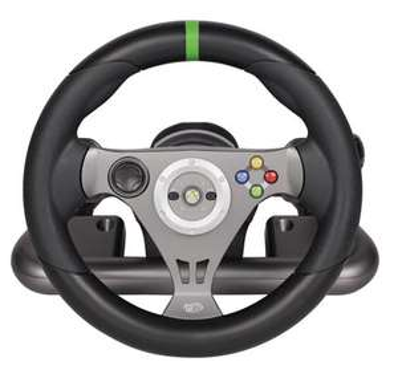 Volant Gaming Madcatz Microsoft Racing Wheel sans fil XBOX 360