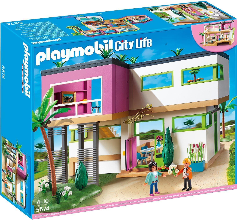 Jouet Playmobil Maison moderne