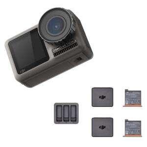 Caméra sportive DJI Osmo Action + Kit de charge