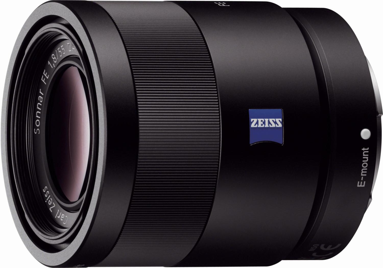 Objectif photo Objectif Sony Carl Zeiss Sonnar 55mm f/1.8 - monture Sony E