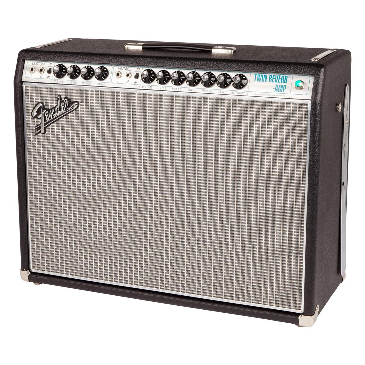 Ampli guitare à lampes Fender 68 Custom Twin Reverb