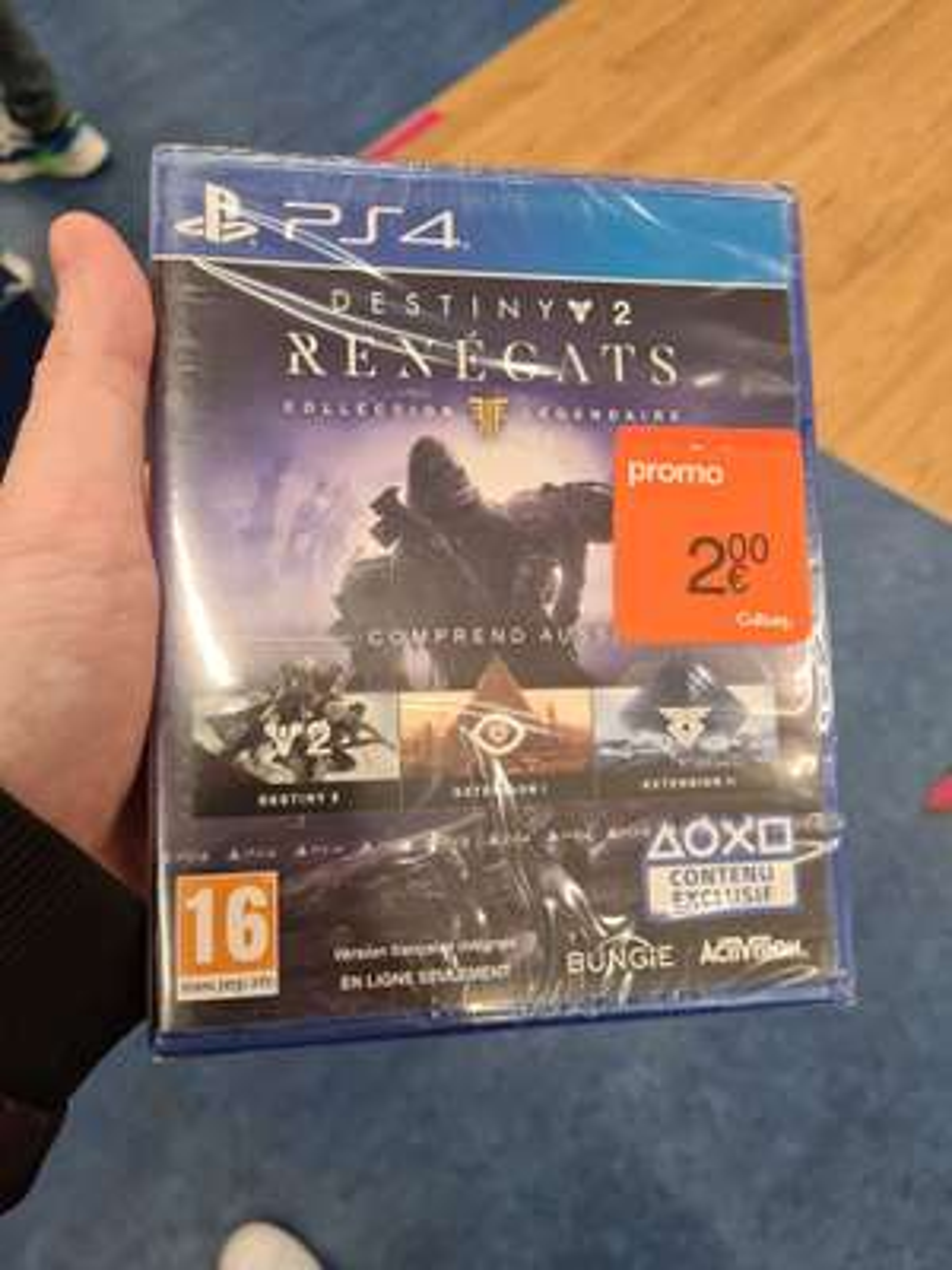 Destiny 2 : Renégats Collection Légendaire sur PS4 - Aubagne (13)