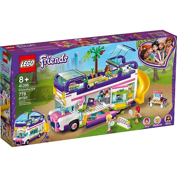Jouet Lego Friends Le Bus De L'amitié - 41395