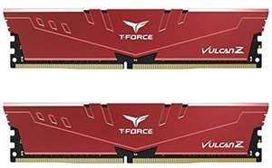 Kit de RAM Team T-Force Vulcan Z DDR4-2666 CL18 - 16 Go (2x8)