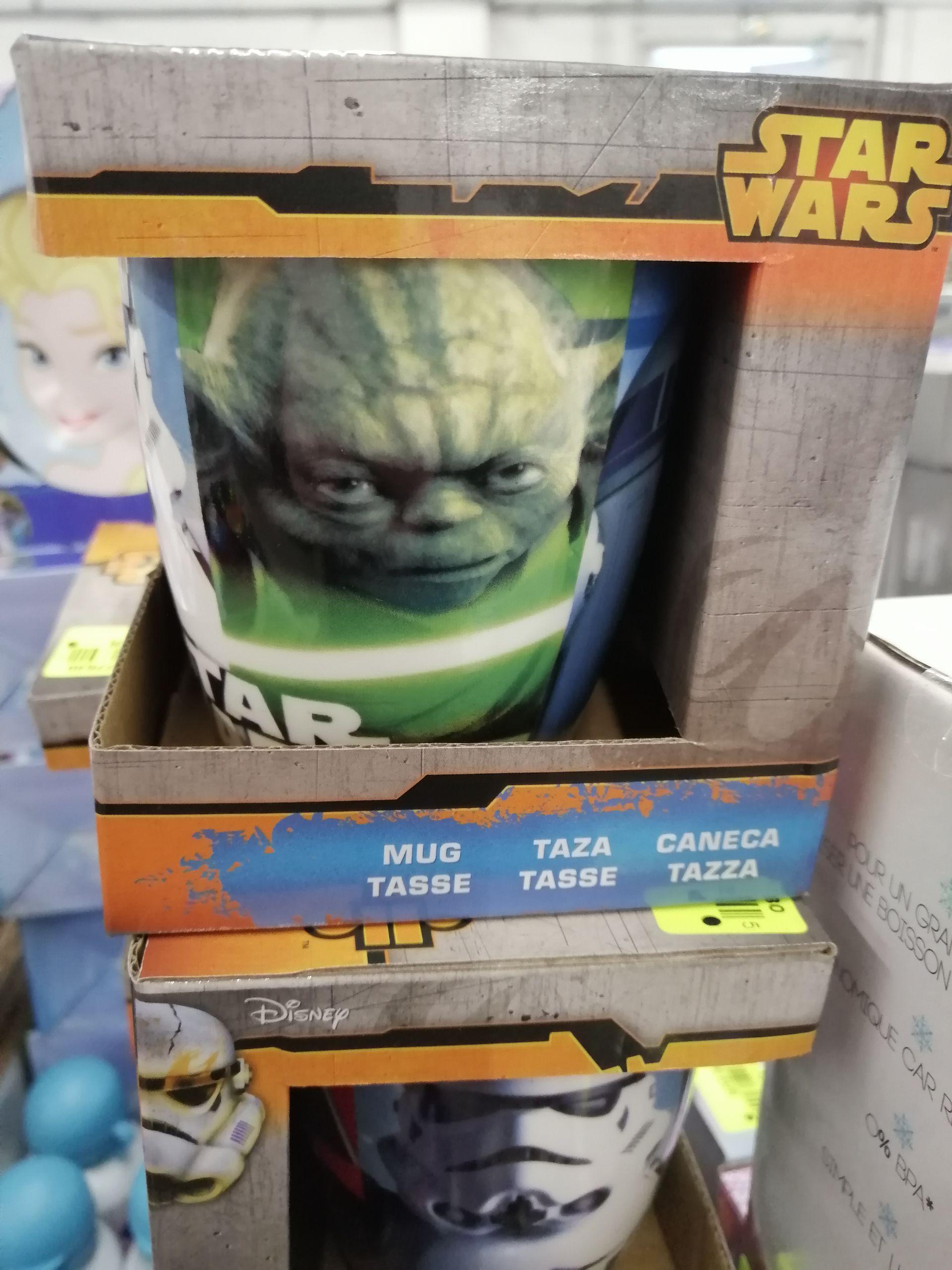 Mug Star Wars - Nœux-les-Mines (62)