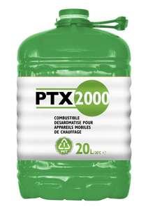 Combustible pour poêle à pétrole PTX 2000, 20L