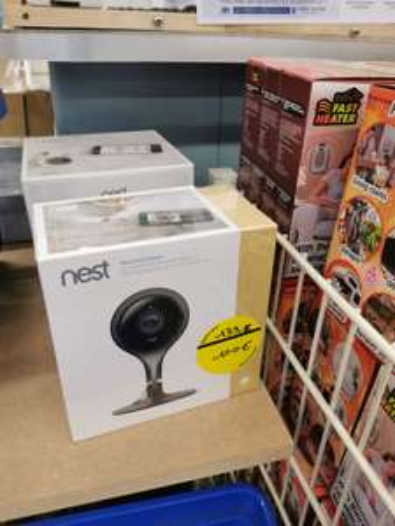 Caméra de surveillance connectée Google Nest Cam Indoor - Cesson (77)