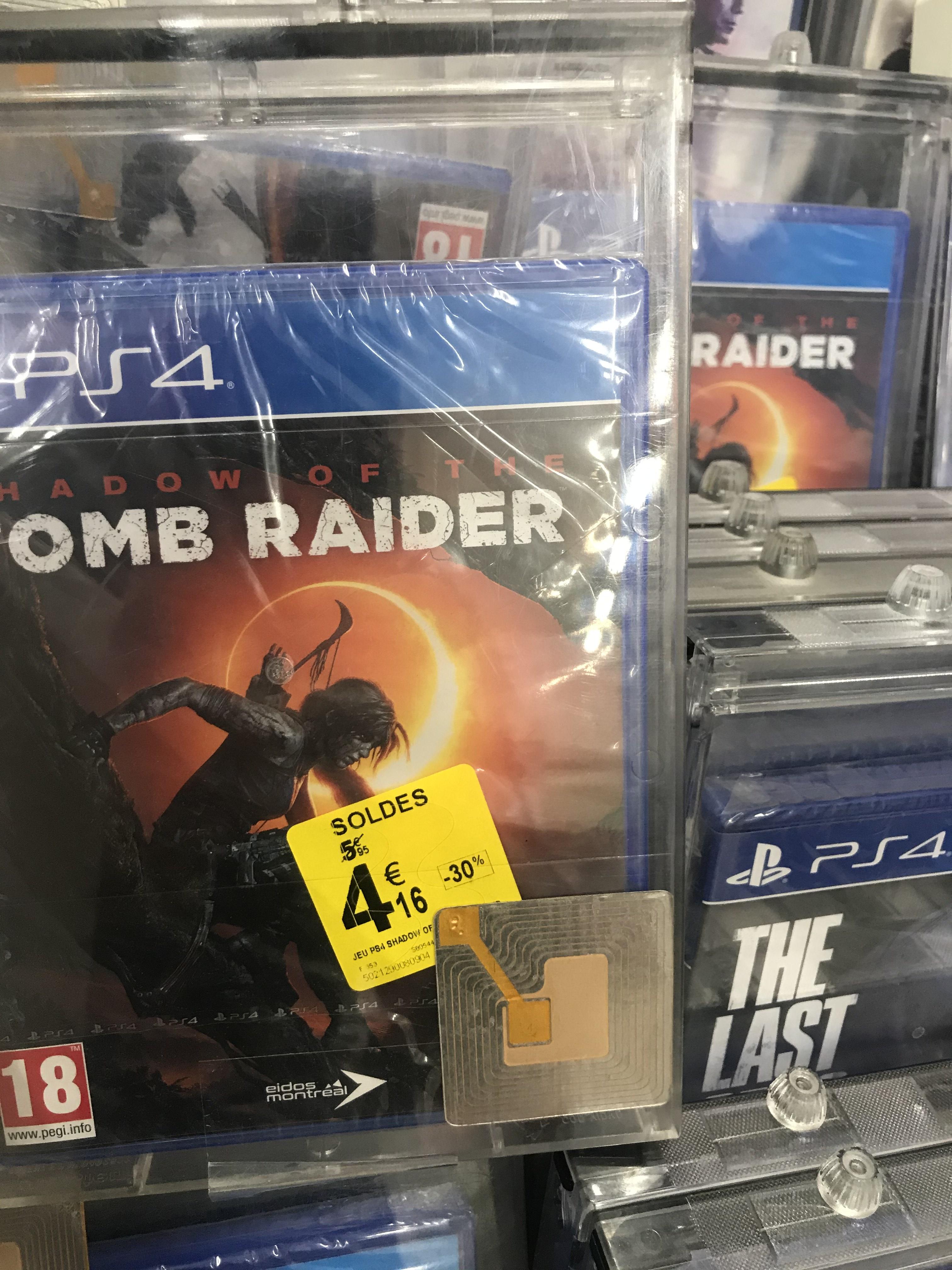 Shadow of the Tomb Raider sur PS4 - Châsse sur Rhône (38)