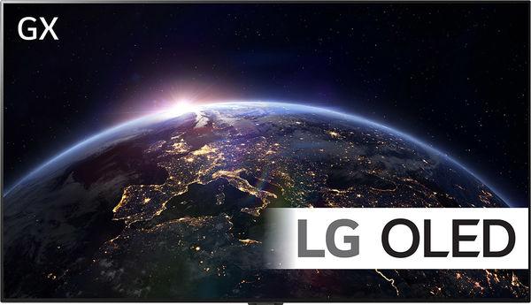 "TV 55"" LG OLED55GX6 (4K UHD, OLED, Smart TV) + Ecouteurs sans fil LG Tone Free FN6 (Bluetooth)"