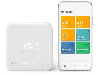 [Client Total Direct Energie] Thermostat Tado° offert pour toute inscription au service Entretien chaudière