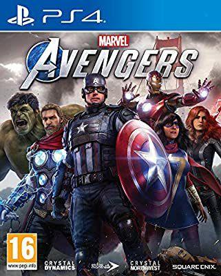 Sélection de jeux vidéo sur 3DS, PS4 et Xbox One en promotion - Ex : Marvel's Avengers sur PS4