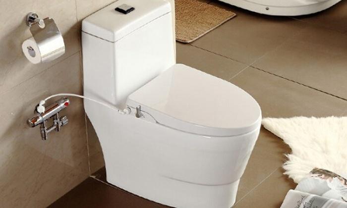 Abattant WC Japonais Bodyclean sans électricité