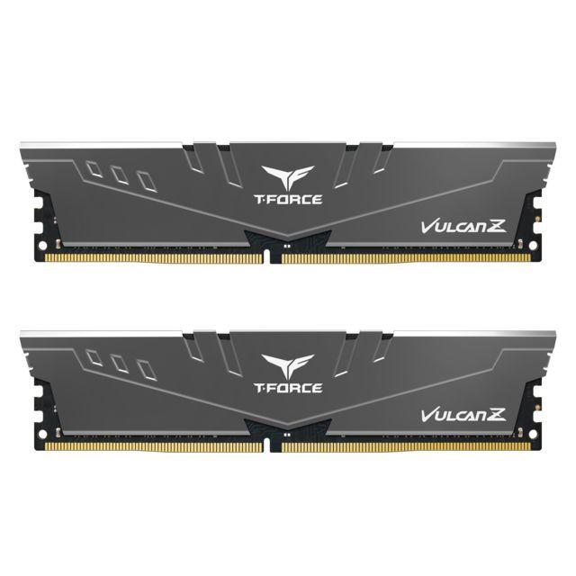 Kit de RAM T-Force Vulcan Z DDR4-3600 CL16 - 16 Go (2x8Go), CAS 18