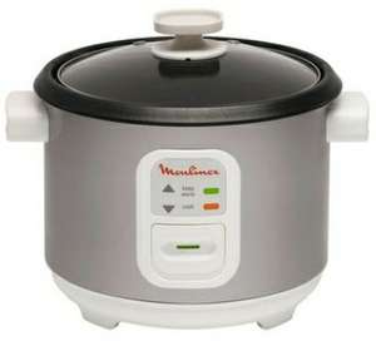 Cuiseur à riz Moulinex MK111E00 - 600W