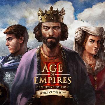 DLC Age of Empires II: Édition Definitive - Lords of the West (dématérialisé, Steam)