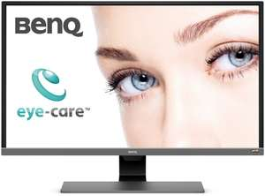 "Écran PC 27.9"" BenQ EL2870UE - 4K UHD, LED TN, 60 Hz, 1 ms (frontaliers Suisse)"