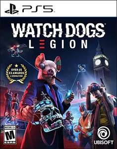 Watch Dogs Legion sur PS5, PS4 & Xbox One