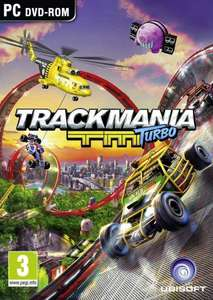 Trackmania Turbo sur PC