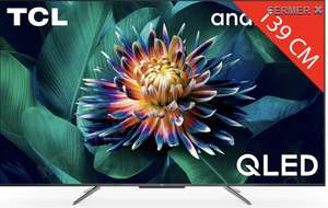 "TV QLED 55"" TCL 55C711 - 4K UHD, Android TV, HDR10+, Dolby Atmos & Vision (via ODR de 50€)"