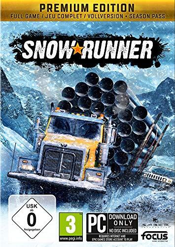 Snowrunner Premium Edition sur PC