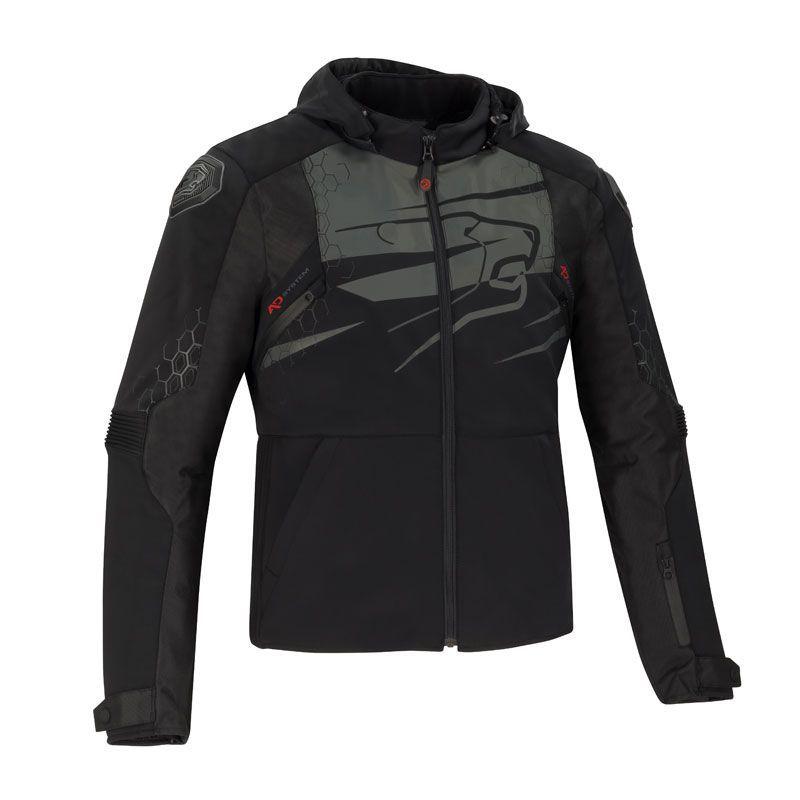 Blouson Moto textile Bering Balko - Taille au choix