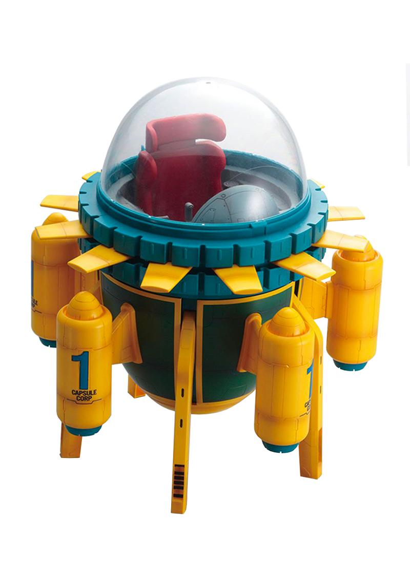 Maquette Dragon Ball Trunk's Time Machine