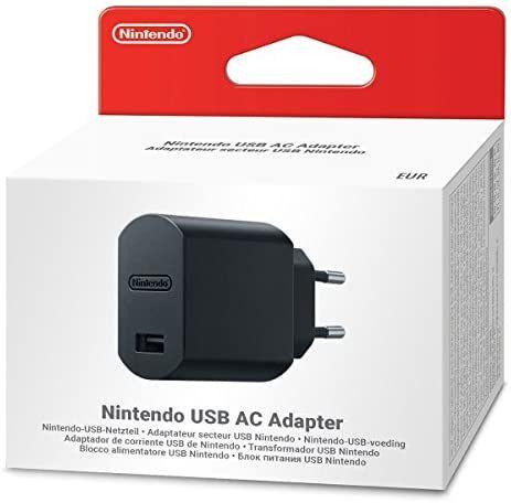 Adaptateur secteur USB Nintendo Classic Mini (Frais de port compris)