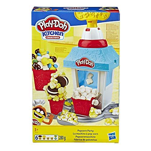 Pate A Modeler Play-Doh - La Machine à Pop Corn