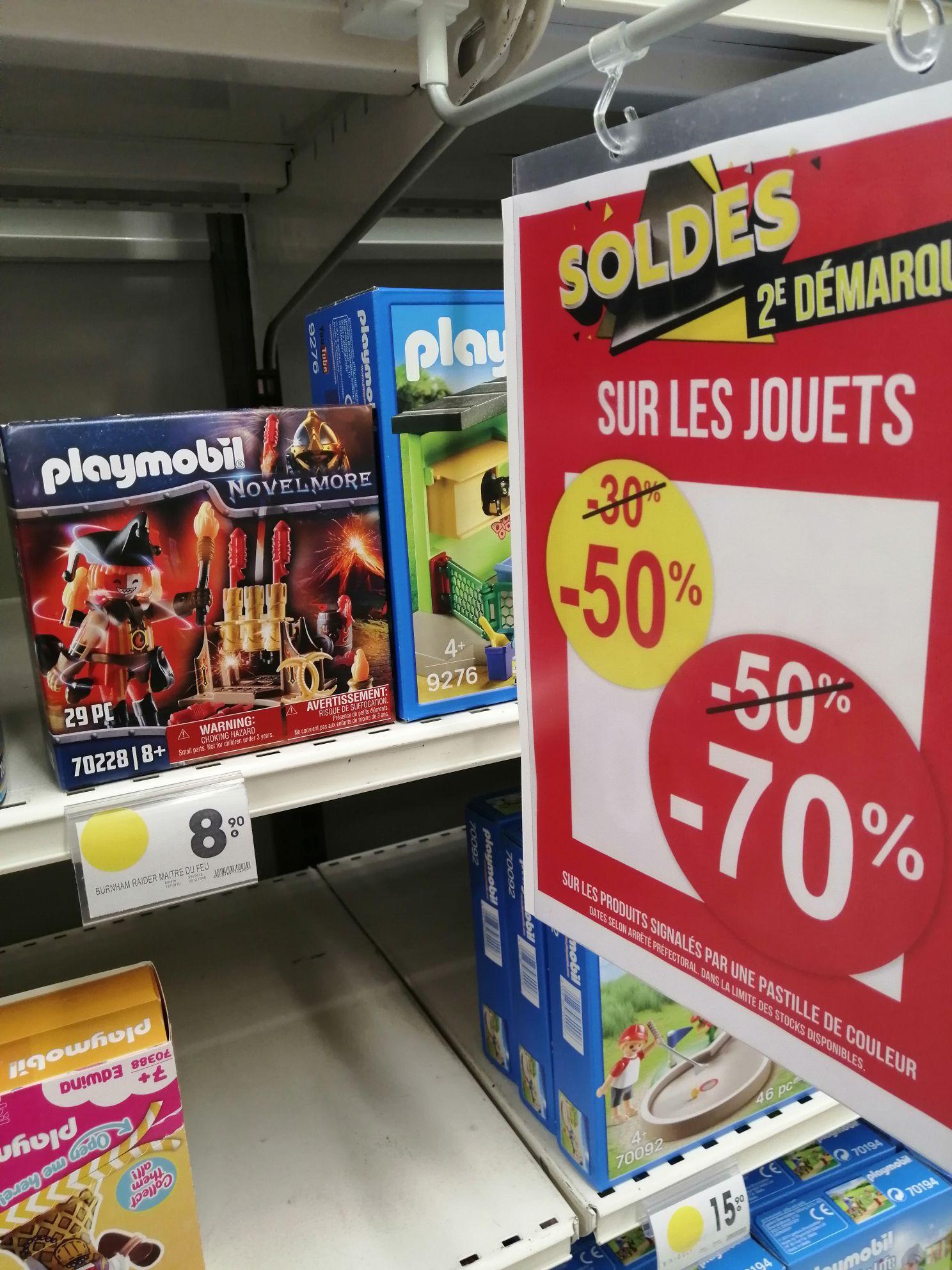 Sélection de jouets Playmobil, Lego, Disney,... en promotion - Lons (64), Carcassonne (11)