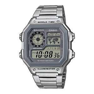 Montre à quartz Casio Watch AE-1200WHD-7AVEF