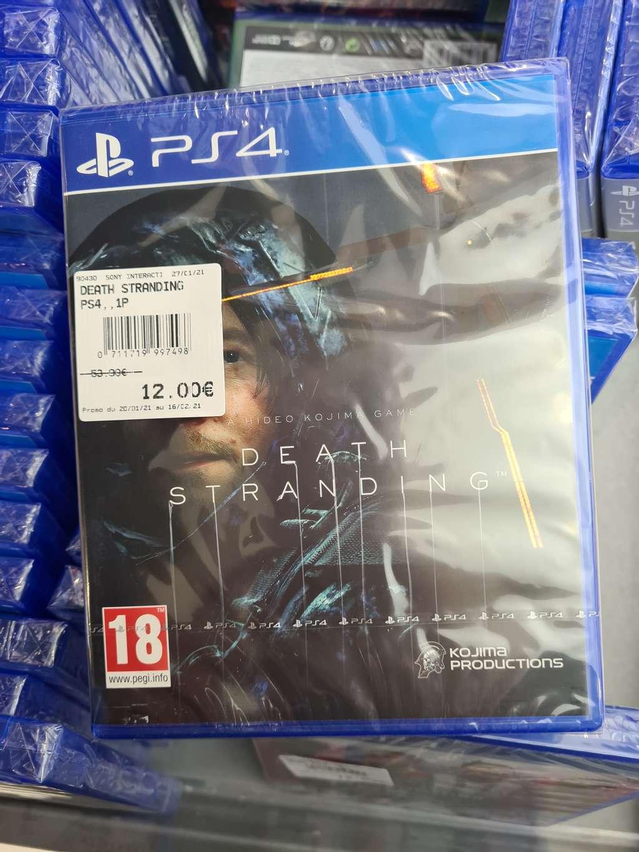 Sélection de jeux PS4 en promotion - Ex: Death Stranding - Atlantis (44)