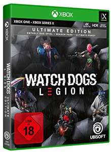 Watch Dogs - Édition Legion Ultimate sur Xbox One & Series S/X