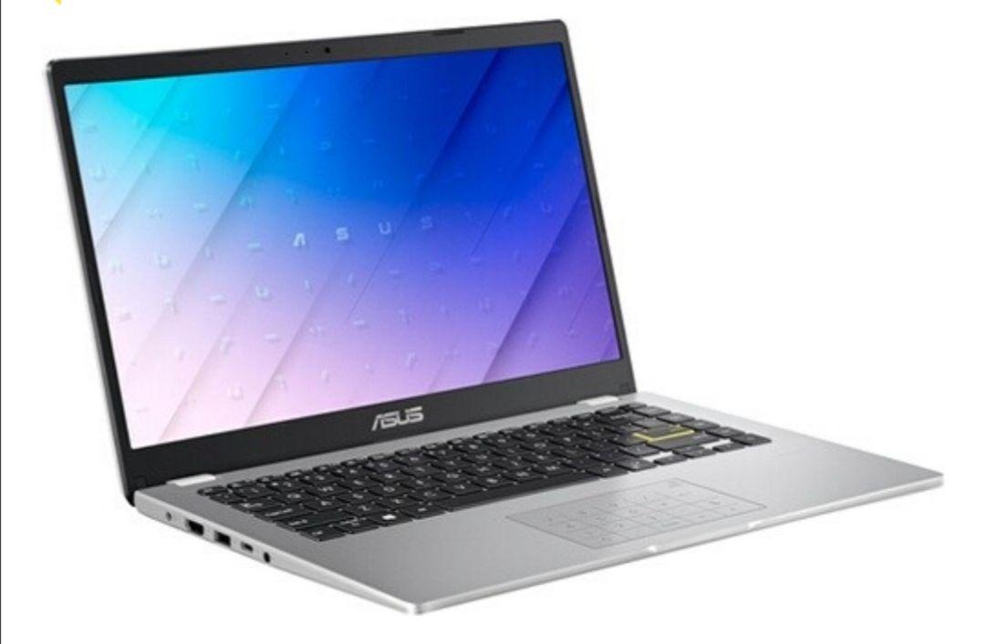 "PC Portable 14"" Asus E410MA-EK901TS - Celeron N4020, 4Go RAM, 64Go ROM eMMC, Windows 10S + Souris + Sacoche"