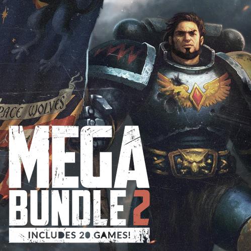 Mega Bundle: 20 Jeux PC dont Warhammer 40,000: Space Wolf, Quantum Replica, Anomaly, Dungelot... (Dématérialisé - Steam)