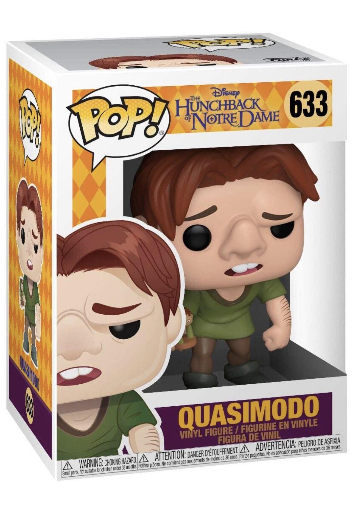 Figurine Funko Pop! Quasimodo