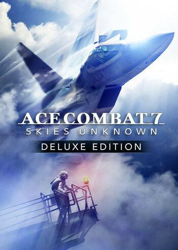 Ace Combat 7: Skies Unknown - Deluxe Edition sur PC (Dématérialisé - Steam)