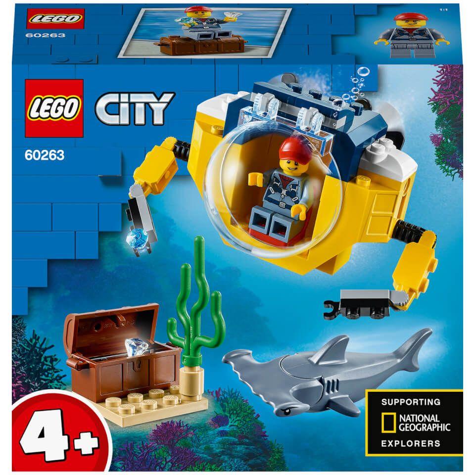 3 sets de Lego parmi une sélection pour 22€