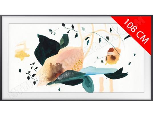 """TV 43"""" Samsung The Frame 43LS03T (QLED, Quantum HDR 1000) + Barre de son HW-S61T (via ODR de 400€)"""