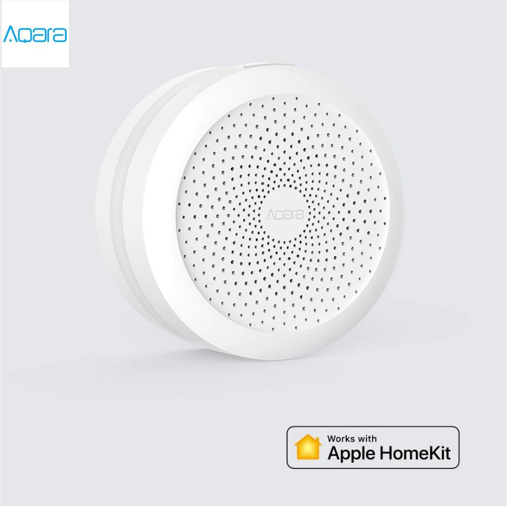 Centrale multifonction connectée Aqara Originale compatible Apple Homekit + Adaptateur EU
