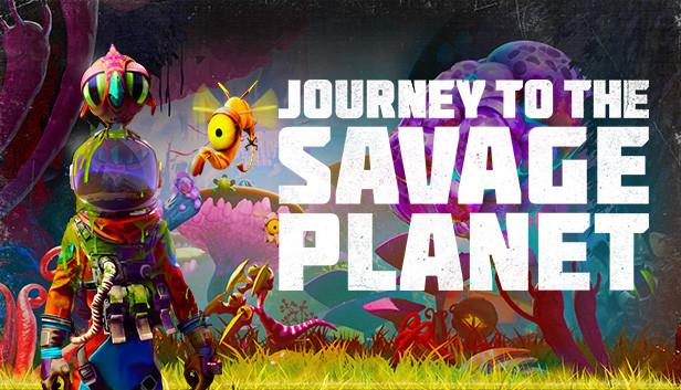 Journey to the Savage Planet sur PC (Dématérialisé)