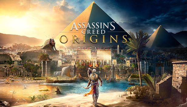 Assassin's Creed Origins - Édition Gold sur PC (Dématérialisé)