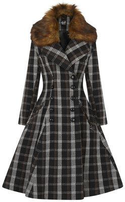 Manteau femme Brooklyn Hell Bunny