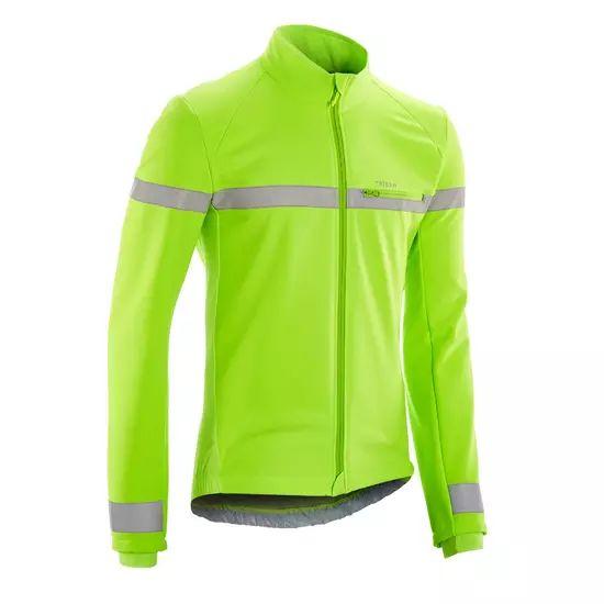 Veste vélo homme Triban RC100 EN1150