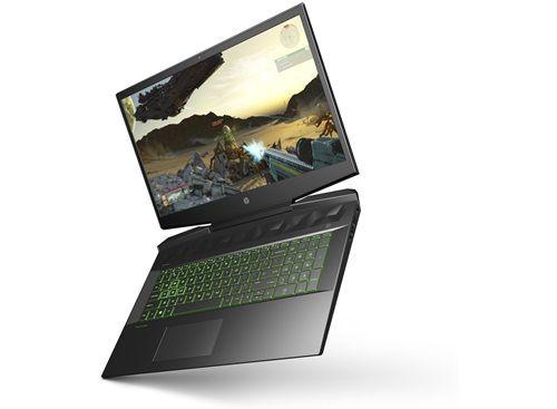 "PC Portable 17.3"" HP Pavilion 17-cd1085nf - Windows 10, GTX 1660ti, 144 Hz FHD , i5, 1To + SSD 256Go, RAM 16Go"