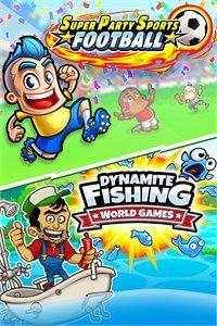 Super Party Sports: Football + Dynamite Fishing World Games sur Xbox One (Dématérialisé)