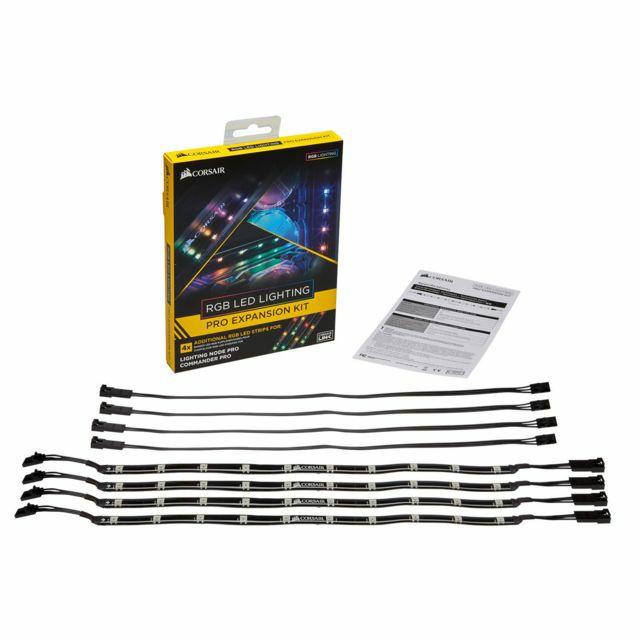 Expansion Kit Corsair LED Lighting Pro - RGB